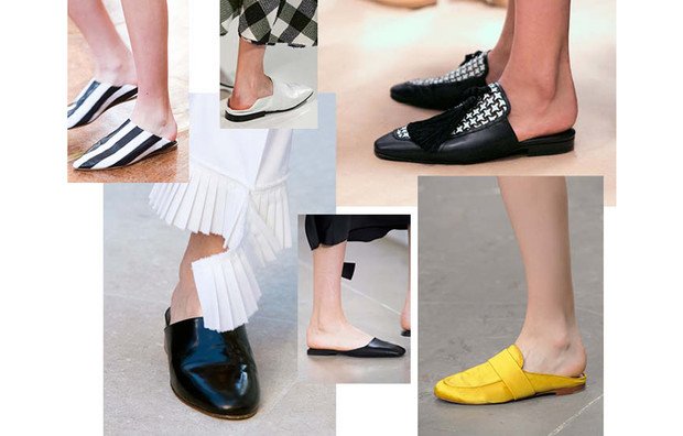 Модные туфли фото