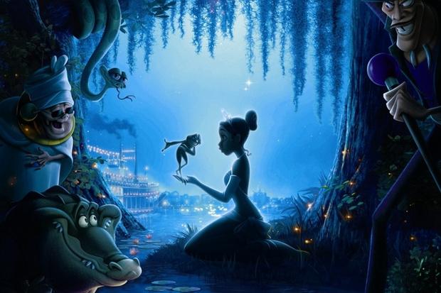 № 5. «Принцесса и лягушка» (The Princess and the Frog), 2009