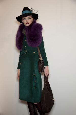 Показ Gucci коллекции сезона Осень-зима 2011-2012 года Prêt-à-porter - www.elle.ru - Подиум - фото 257102