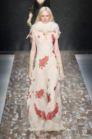 Показы мод Blugirl Осень-зима 2013-2014 | Подиум на ELLE - Подиум - фото 721