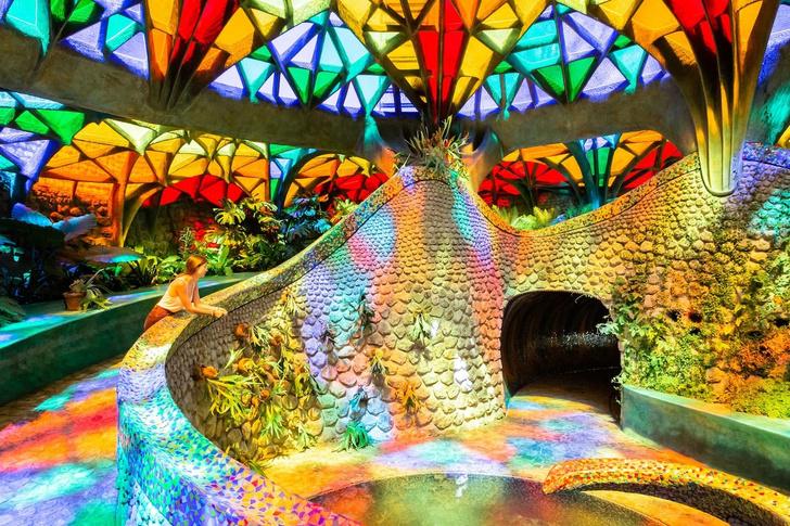 «Гнездо Кетцалькоатля» можно снять через Airbnb (фото 15)