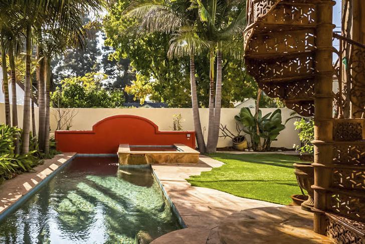 Звезда сериалов Элисон Ханниган продает свой особняк в Санта-Монике (фото 9)