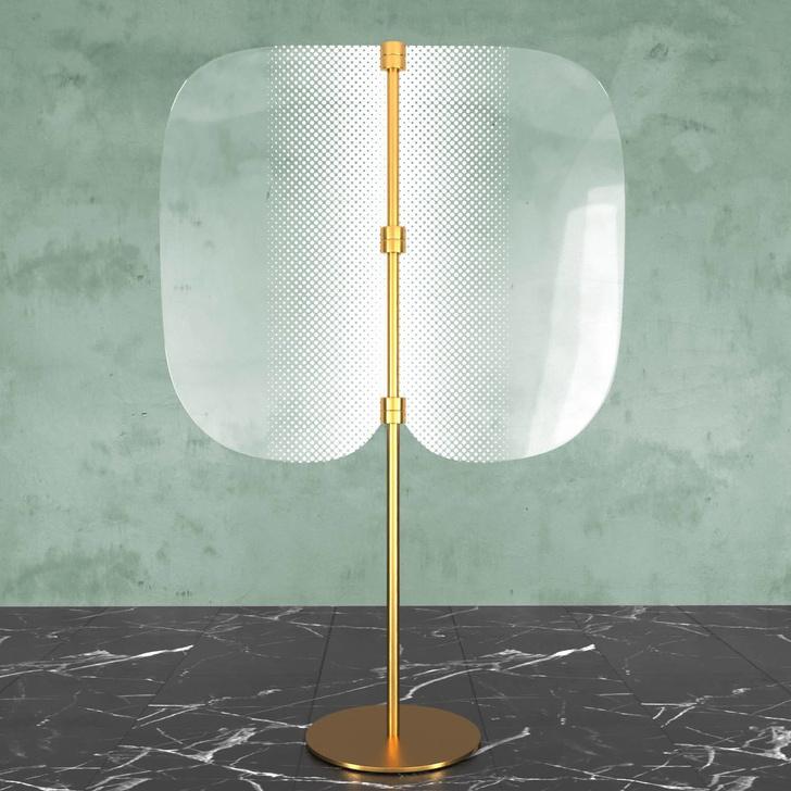 Дизайн против коронавируса: ширмы и перегородки Маттео Чибика (фото 4)