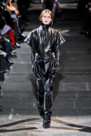 Показы мод Givenchy Осень-зима 2012-2013 | Подиум на ELLE - Подиум - фото 1414