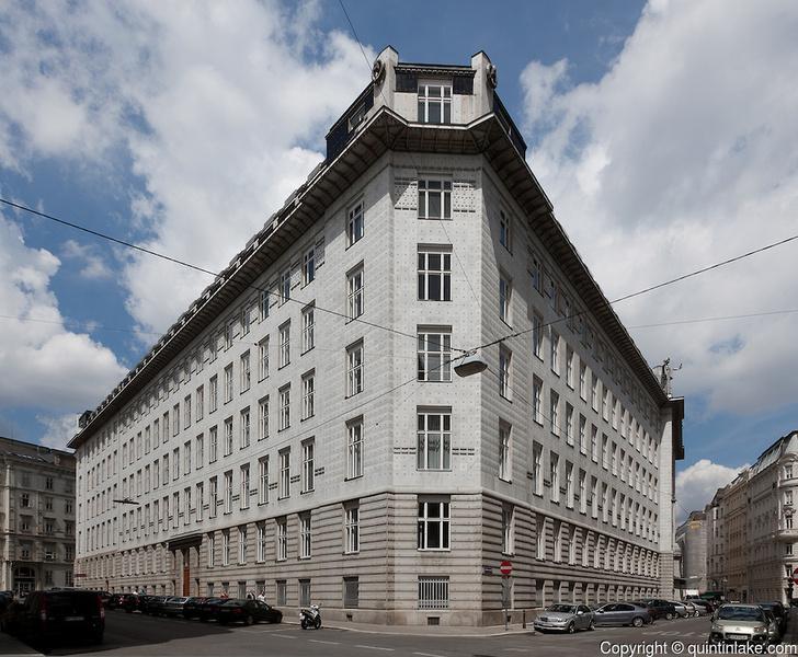 Отто Вагнер: 10 самых известных проектов великого архитектора (фото 31)