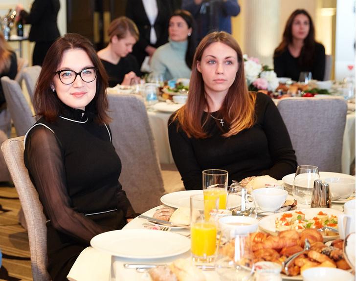 Наталья Кузьмина и Ангелина Зверева (Calzedonia)