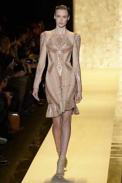 Неделя моды в Нью-Йорке: лучшие показы уикенда | галерея [4] фото [2]