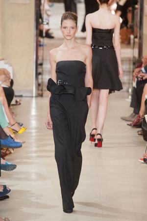 Показ Bouchra Jarrar коллекции сезона Осень-зима 2012-2013 года Haute couture - www.elle.ru - Подиум - фото 403096