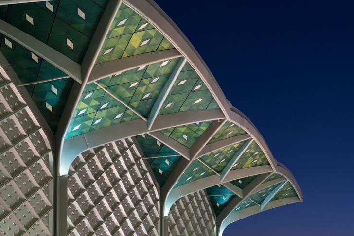 Станционный смотритель: проект Нормана Фостера в Саудовской Аравии (фото 9)