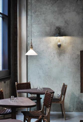 Лондонский ресторан в скандинавском стиле (фото 8.2)