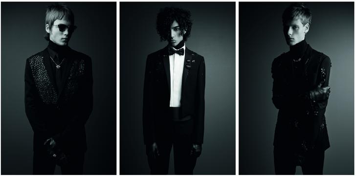Патрик Демаршелье снял рекламную кампанию Dior Homme (фото 3)