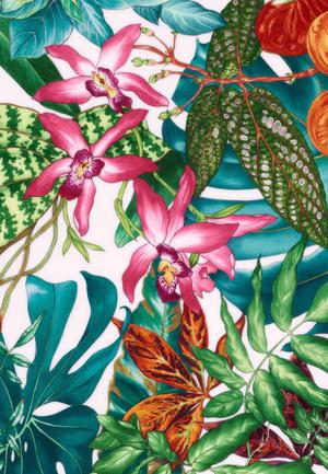 Новая коллекция посуды Hermés Passifolia (фото 2.2)