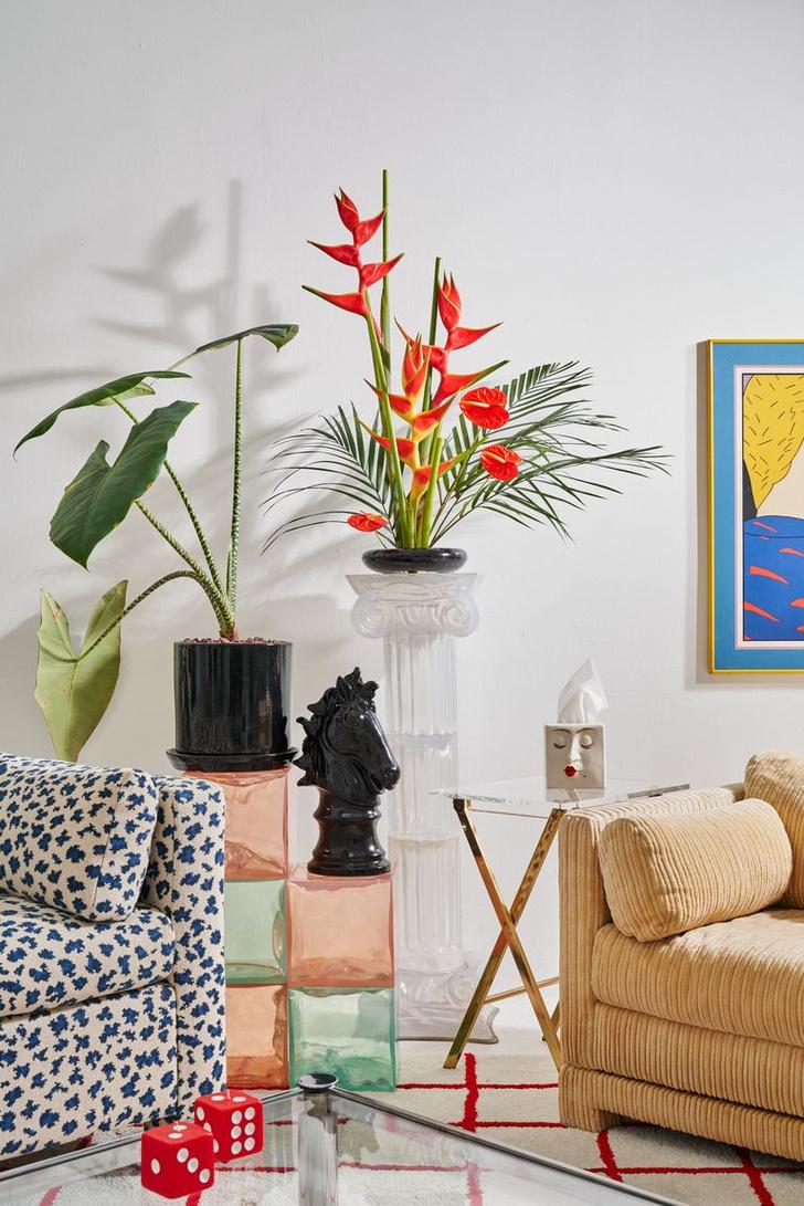 Лофт для творческой пары: квартира основателей Asparagus в Лос-Анджелесе (фото 8)