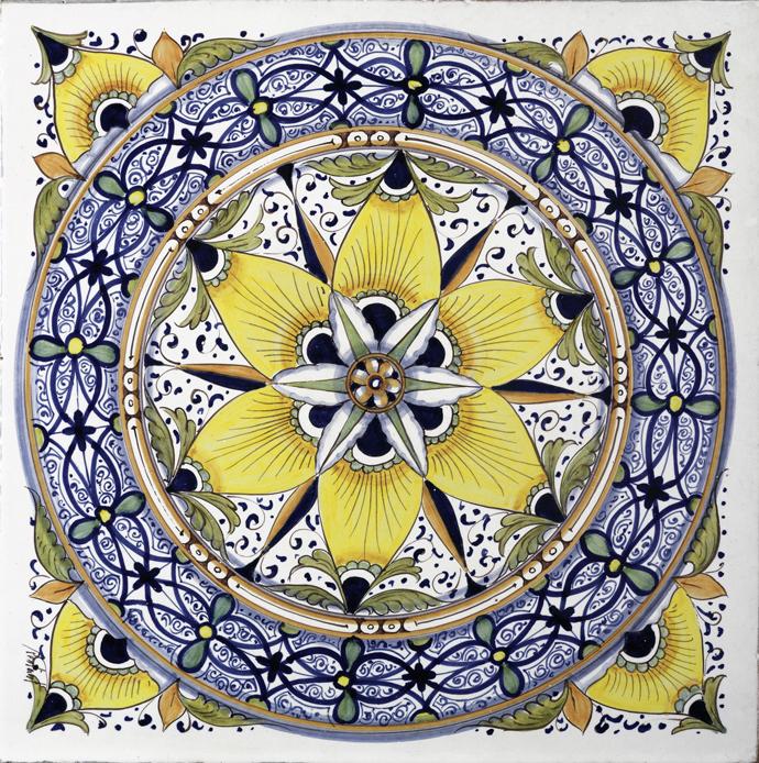 Керамическая плитка, Officine Gullo.
