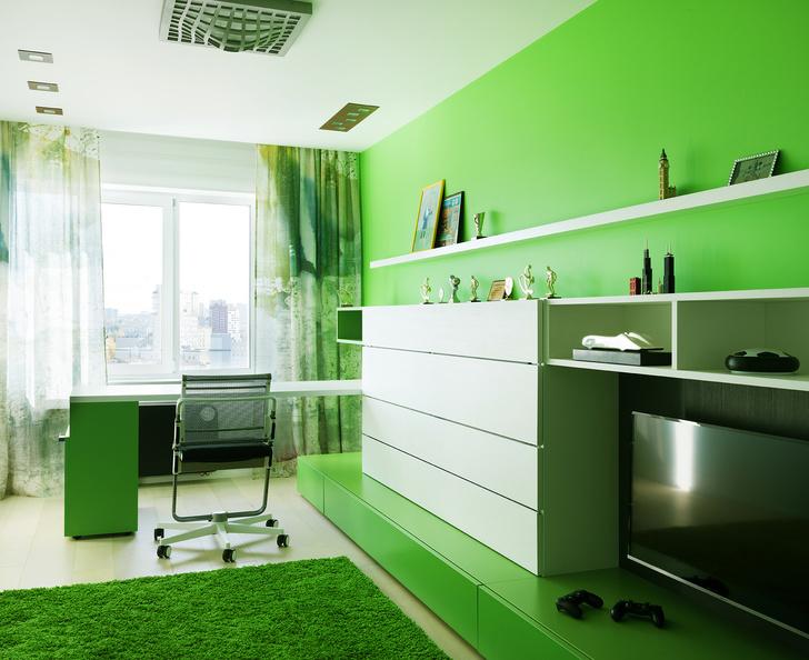 Квартира с тремя террасами в Самаре (фото 11)