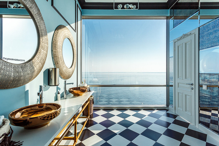 """Вид на море: отель """"Утесов"""" в Анапе фото [3]"""