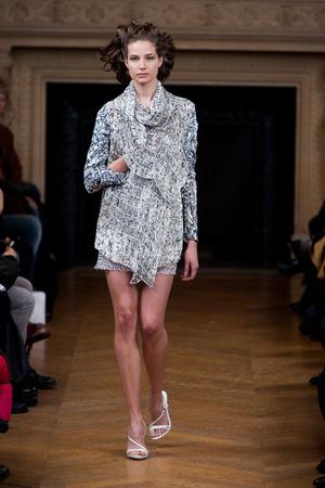 Показ Maurizio Galante коллекции сезона Весна-лето 2013 года haute couture - www.elle.ru - Подиум - фото 477145