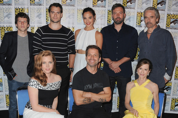Актеры фильма «Бэтмен против Супермена: На заре справедливости»