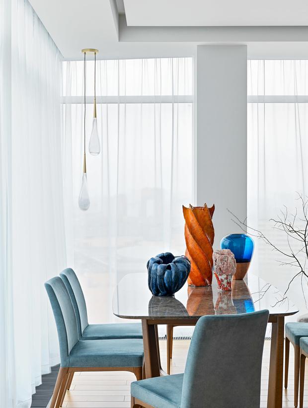 Яркая квартира 140 м² для семьи путешественников (фото 5)
