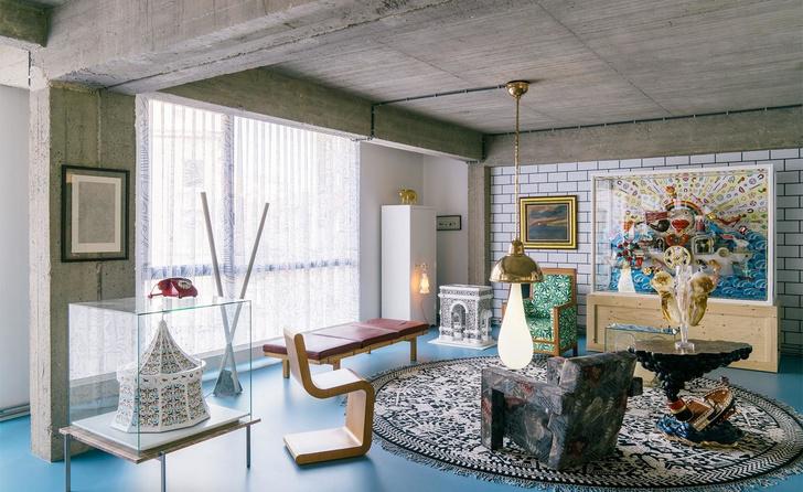 Studio Job обновила интерьеры своей студии в Антверпене (фото 0)