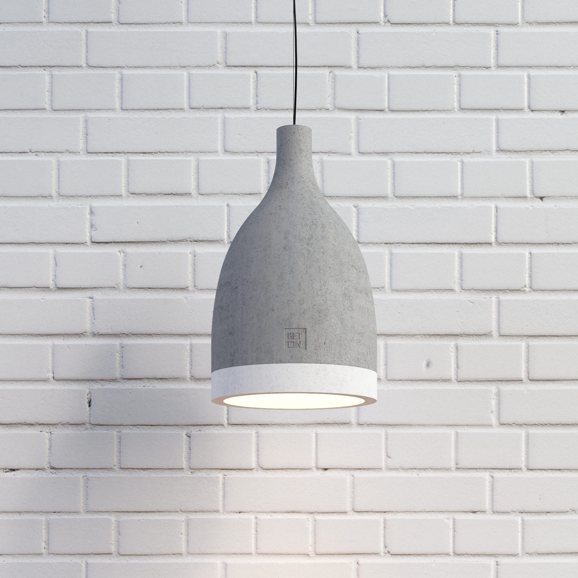 Бетонные светильники | галерея [3] фото [2]