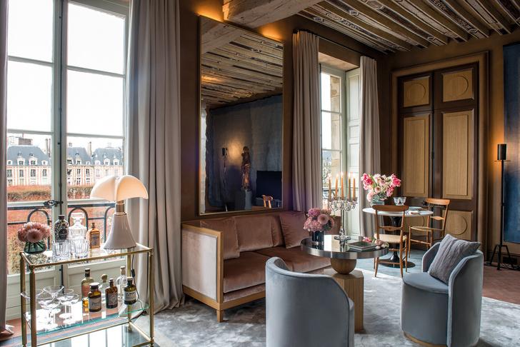 Отель Cour des Vosges в Париже (фото 0)