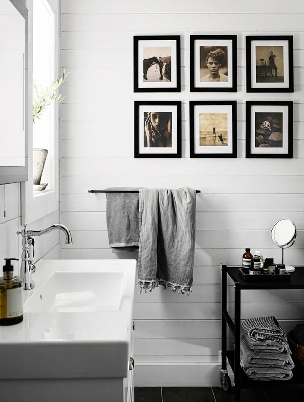 Стильная ванная комната: 5 простых советов (фото 10)