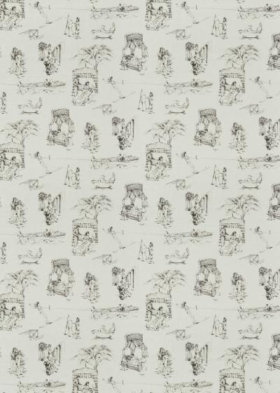 Новая коллекция обоев и текстиля Саши Бикофф (галерея 8, фото 3)