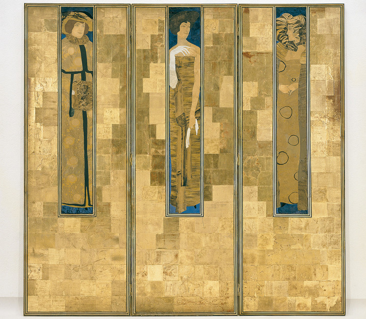 Выставка Коломана Мозера в Вене (фото 5)