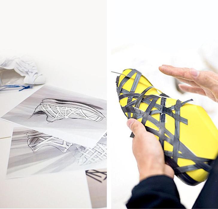 Кенго Кума создал кроссовки для Asics (фото 6)