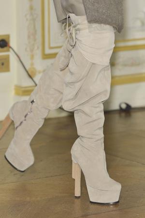 Показ Steffie Christiaens коллекции сезона Осень-зима 2013-2014 года prêt-à-porter - www.elle.ru - Подиум - фото 530621