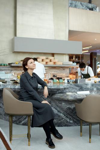 Новый ресторан «Сахалин» по дизайну Ирины Глик (фото 1)