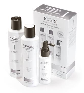 Линия Nioxin 1
