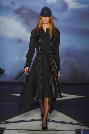 Показы мод Jen Kao Осень-зима 2012-2013 | Подиум на ELLE - Подиум - фото 1718