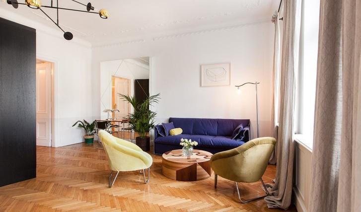 Мини-отель Autor Rooms в Варшаве (фото 8)