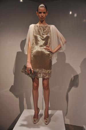 Показы мод Marchesa Весна-лето 2010 | Подиум на ELLE - Подиум - фото 3054