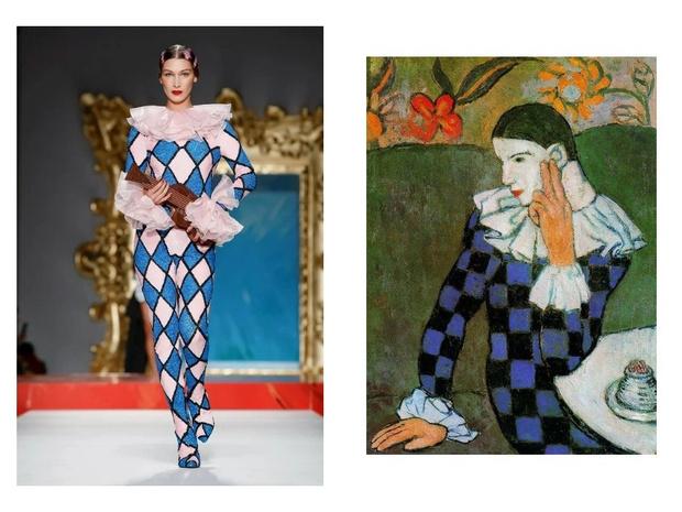 Веласкес и Пикассо: работы каких художников встретились в коллекциях весна-лето 2020 (фото 1)