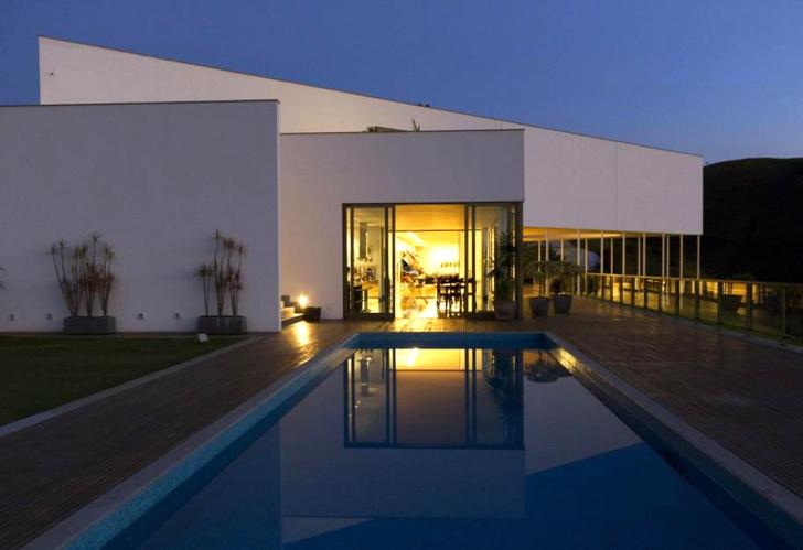 Дом-галерея в Бразилии фото 3