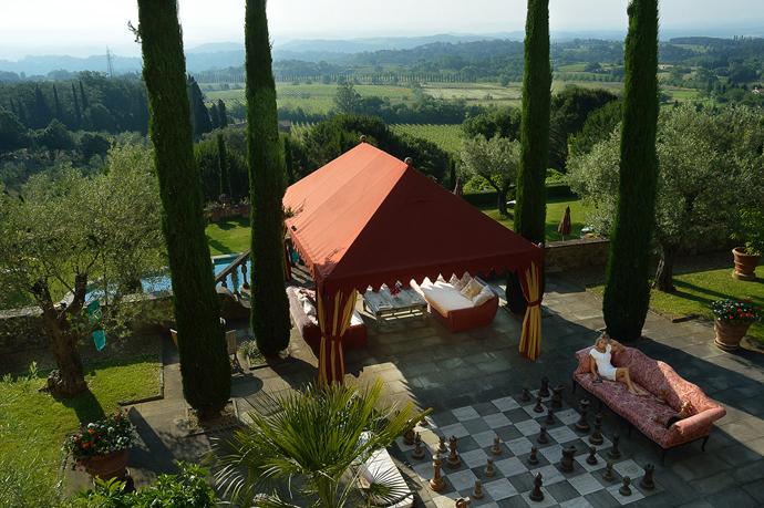 Дома звезд: вилла Стинга в Тоскане | галерея [1] фото [5]