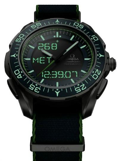 omega выпустила часы, с которыми хоть в космос