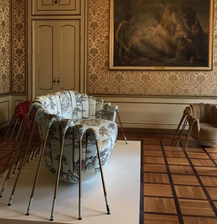 Milan Design Week: сады Марка Энжа в Палаццо Кузани (фото 8)