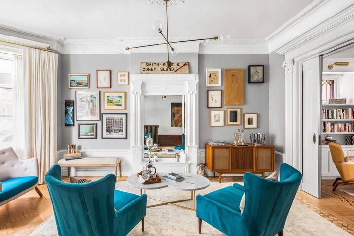 Эмили Блант и Джон Красински продают свой особняк в Бруклине фото [1]