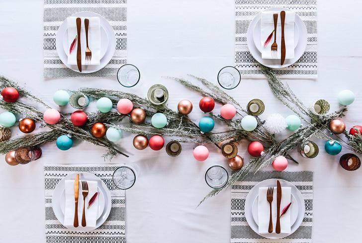 Украшаем дом к Новому году: 5 идей от Жени Ждановой (фото 14)