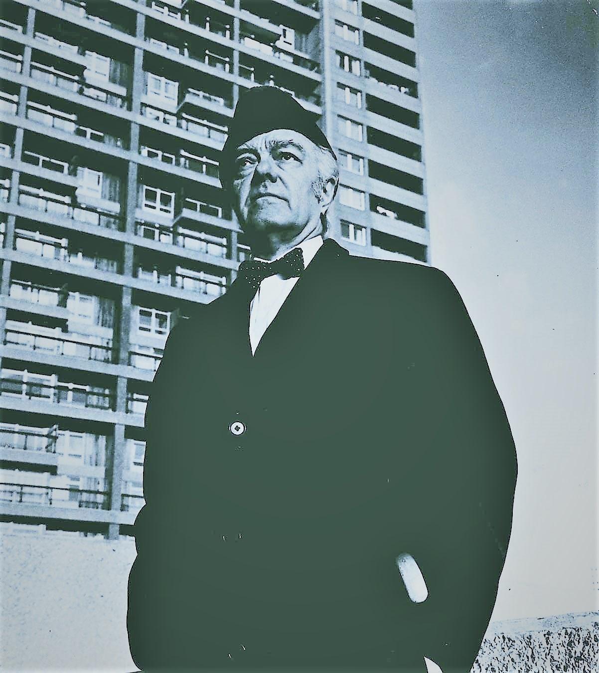 В памятнике Брутализма Balfron Tower открыли квартиры для продажи (галерея 7, фото 0)
