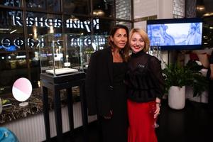 Искусство жить: бриллианты Piaget и брызги шампанского на ужине Татьяны Рогаченко (фото 5.1)