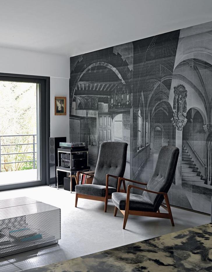 арт-квартира в Риме (фото 5)