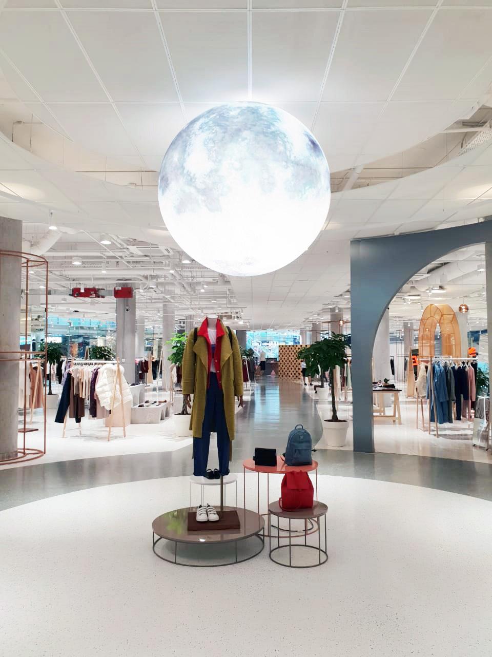Как выглядят пространства успешных fashion-брендов (галерея 4, фото 1)