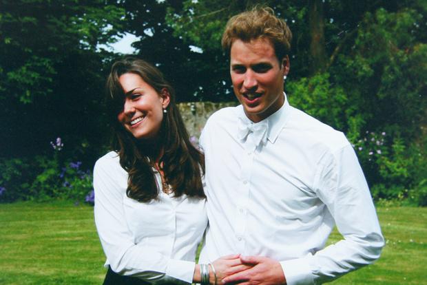 Как все начиналось: как выглядели Кейт и Уильям до брака (фото 0)