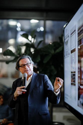Паблик-ток с французским архитектором Бруно Муанаром (фото 3)