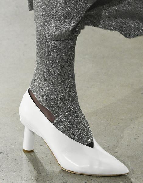 Итоги Недель моды: самая красивая обувь | галерея [7] фото [12]